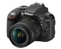 Amazon: Reflex numérique Nikon D3300 24,2 Mpix Kit Objectif AF-P 18-55 mm VR à 349€
