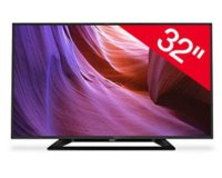 "Pixmania: TV LED 80 cm (32"") PHILIPS 32PHH4100/88 à 222,90€"