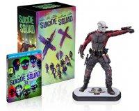 Amazon: Coffret Blu-ray Suicide Squad édition limitée + Statue Deadshot à 87,99€