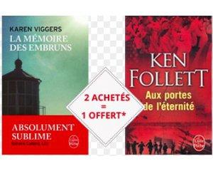 Chapitre: 2 Livres de Poche LGF neufs achetés = 1 livre gratuit