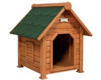 Conforama: Niche en bois toundra XL à 130,90€