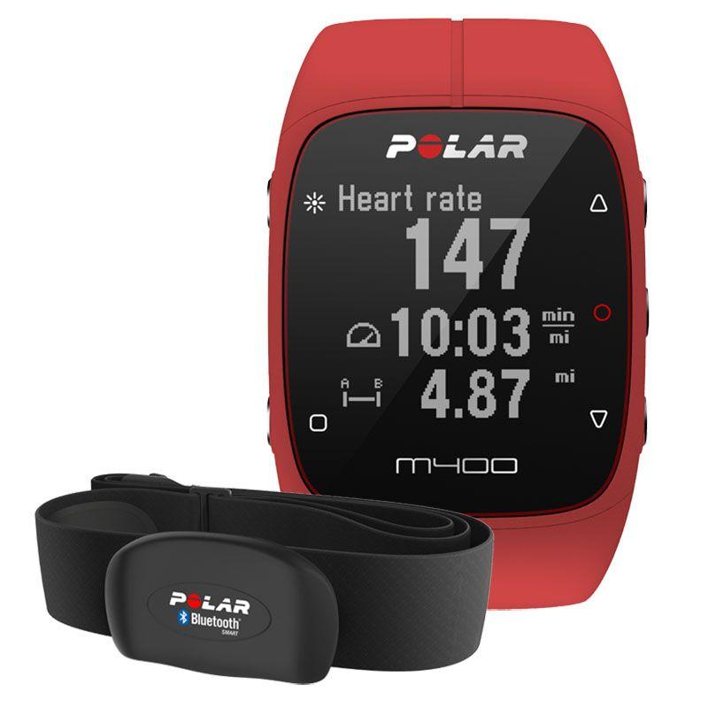 Code promo Univers Running : 50% de remise immédiate sur la montre de running polar M400 HR