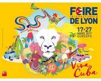 FranceTV: 240(120x2) invitations pour la Foire de Lyon à gagner