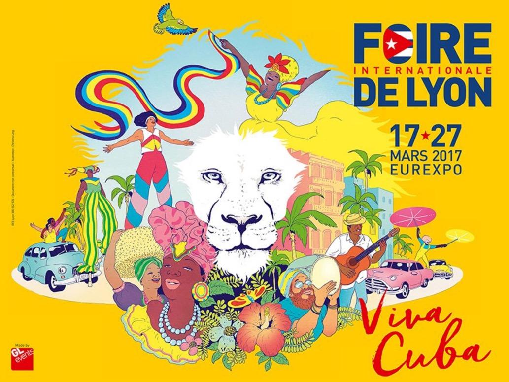240 120x2 invitations pour la foire de lyon gagner francetv - Invitation gratuite foire de lyon 2017 ...