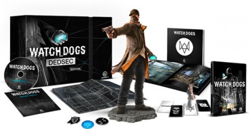 Code promo Ubisoft Store : Watch Dogs Dedsec Edition Collector sur PS4 ou Xbox One à 27,50€
