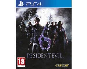 Amazon: Le jeu Resident Evil 6 sur console Playstation 4 à 19,19€ au lieu de 24,99€