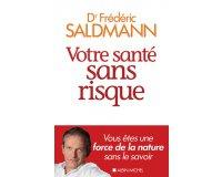 """Doctissimo: 20 exemplaires du livre """"Votre santé sans risque"""" à gagner"""