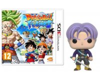 Fnac: 1 figurine Funko Pop de Trunk offerte pour l'achat de Dragon Ball Fusions 3DS