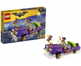 Cdiscount: LEGO Batman Movie 70906 La décapotable du Joker à 39,99€