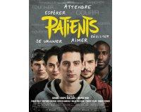 """Publik'Art: 10 lots de 2 places de cinéma pour le film """"Patients"""" à gagner"""