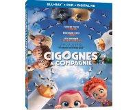 Salles Obscures: Des dvd et blu-ray de Cigognes et compagnie à gagner