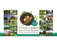 PNR Périgord-Limousin: 20 séjours d'une nuit pour deux dans le Parc Naturel Régional à gagner