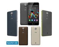 TopAchat: Le smartphone 4G Wiko U Feel dual sim noir / asphalte passe de 189,90€ à 149,90€