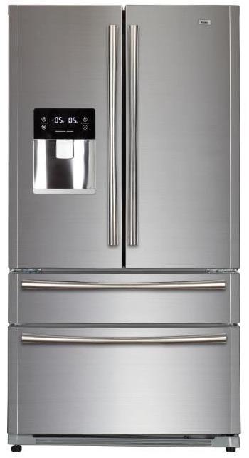 Code promo Cdiscount : Réfrigérateur américain HAIER B22FSAA - 522L - Froid ventilé - A+ à 899,99€