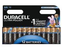Amazon: Pack de 12 piles Alcalines Duracell type AA Ultra Power à 10,40€