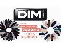 DIM: La deuxième paire de chaussettes remboursée
