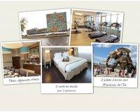 Residhome: 1 séjour comprenant l'hébergement en studio dans l'apparthotel Residhome