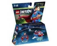 Amazon: Figurine LEGO Dimensions Superman 'DC Comics' Fun Pack à 7,99€