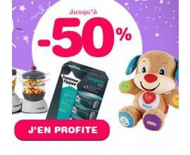 ToysRUs: Jusqu'à 50% de réduction chez Babies R Us