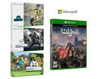 Microsoft Store: Un pack Xbox One S Fifa 17 / GoW4 / Minecraft acheté = le jeu Halo Wars 2 offert