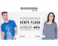 Bonobo Jeans: Les anciennes collections en vente flash avec jusque 60% de réduction