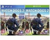 Amazon: Watch Dogs 2 sur PS4 ou Xbox One à 39,99€