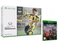 Boulanger: Pack Xbox One S 500 Go + 2 jeux (Fifa 17 + Halo Wars 2) à 249,99€
