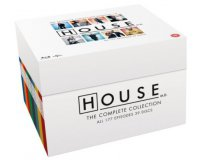 Zavvi: Coffret Blu-ray Dr House L'intégrale des 8 saisons à 39,95€