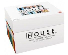 Zavvi: Coffret Blu-ray Dr House L'intégrale des 8 saisons à 34,49€