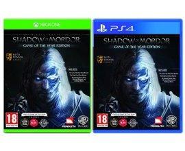 Base.com: La Terre du Milieu : L'Ombre du Mordor - GOTY Edition Xbox One ou PS4 à 15,35€