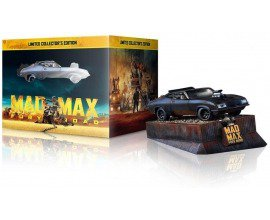 Amazon: Coffret Blu-ray Edition limitée Mad Max : Fury Road à 67,99€