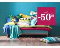 Blancheporte: Des réductions jusqu'à -50% sur le linge de lit