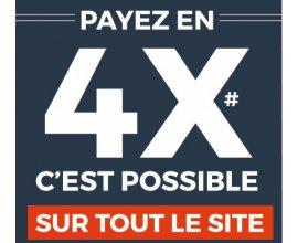 Cdiscount: Payez en 4x sans frais sur tout le site dès 60€ d'achat