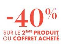 Marionnaud: Profitez de 40% de remise sur le 2éme produit ou coffret acheté