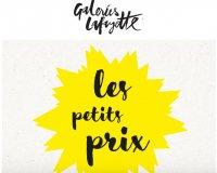 Galeries Lafayette: Jusqu'à -40% sur une sélection de produits de saison