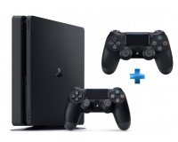 Rue du Commerce: PS4 500Go SLIM + 2e manette à 249,90€