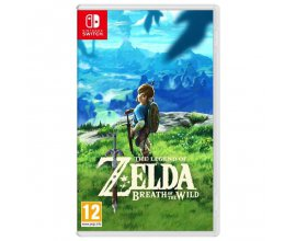 Amazon: The Legend Of Zelda : Breath of The Wild sur Nintendo Switch à 46,99€