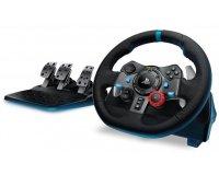 Amazon: Volant de course Logitech G29 pour PC, PS3 et PS4 à 159,99€