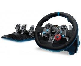 Amazon: Volant de course Logitech G29 pour PC, PS3 et PS4 à 199,90€