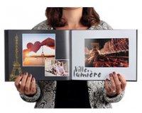 Photoweb: Pour l'achat d'un livre photo, le deuxième livre photo est offert