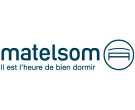 Matelsom: 5% de remise dès 500€ d'achat (même sur les promotions)