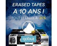 Qobuz: 30% de réduction sur tout le catalogue du label Erased Tapes pour leurs 10 ans