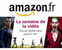 Amazon: Semaine de la vidéo : plus de 10 000 titres en DVD et Blu-ray jusqu'à - 40%