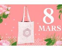 Melvita: [Journée de la femme] Un tote bag offert dès 35€ de commande