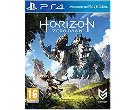 Amazon: 10€ offerts à valoir sur Allo Resto pour l'achat du jeu PS4 Horizon Zero Dawn