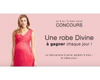 Envie de Fraise: Une robe Divine à gagner chaque jour