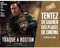 BFMTV: 40 places de cinéma pour le film «Traque à Boston» à gagner