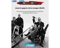 Le Parisien: 1 soirée pour assister au lancement du nouvel album de DEPECHE MODE à gagner