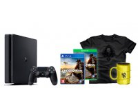 Fnac: 1 PS4 500Go, 5 jeux Ghost Recon Wildlands 20 t shirts et 40 mugs à gagner