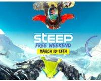 Ubisoft Store: Jouez gratuitement au jeu Steep sur Xbox One, PS4 et PC du 10 au 13 mars